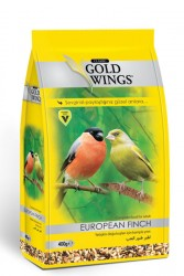 Gold Wings Classic - GWC European Finch Yemi 400 gr 6'lı
