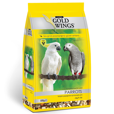 GWC Papağan Yemi 500 gr 6'lı - Thumbnail
