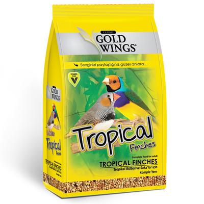 GWC Tropical Finch Yemi 400 gr 6'lı - Thumbnail