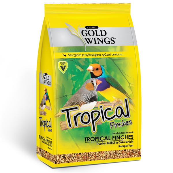 GWC Tropical Finch Yemi 400 gr 6'lı