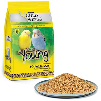 Gold Wings Classic - GWC Yavru Yemi 400 gr 6'lı