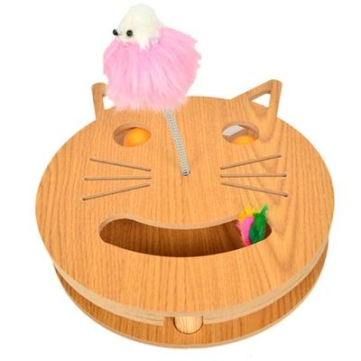 Flip - Hacı Yatmazlı Kedi Desenli Oyun Konsolu