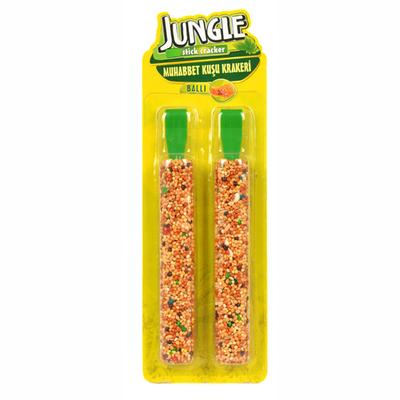 Jungle - Jungle Ballı Muhabbet Krakeri 2'li 10 Adet