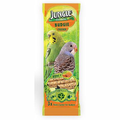 165 - Jungle Ballı Muhabbet Krakeri 3'lü 10'lu Paket.