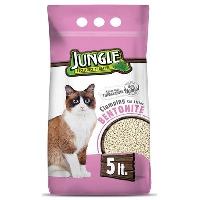 Jungle - Jungle Bentonit Natural 5 Lt