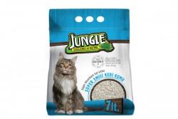 Jungle - Jungle Diatomit Emici Kedi Kumu 7 Lt. 6'lı