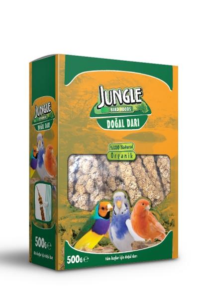 Jungle Doğal Darı 500 gr.