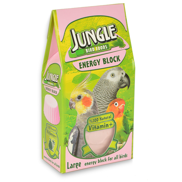 Jungle Enerji Blok Büyük 8'li Paket.