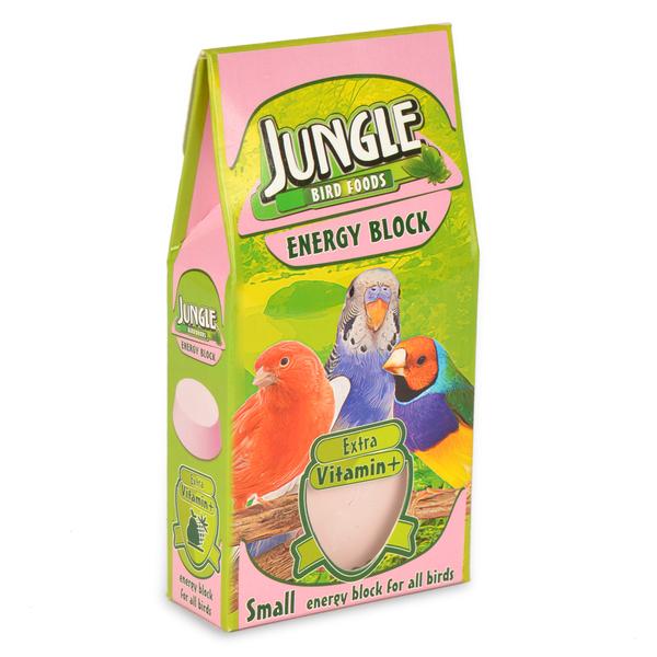 Jungle Enerji Blok Küçük 12'li Paket