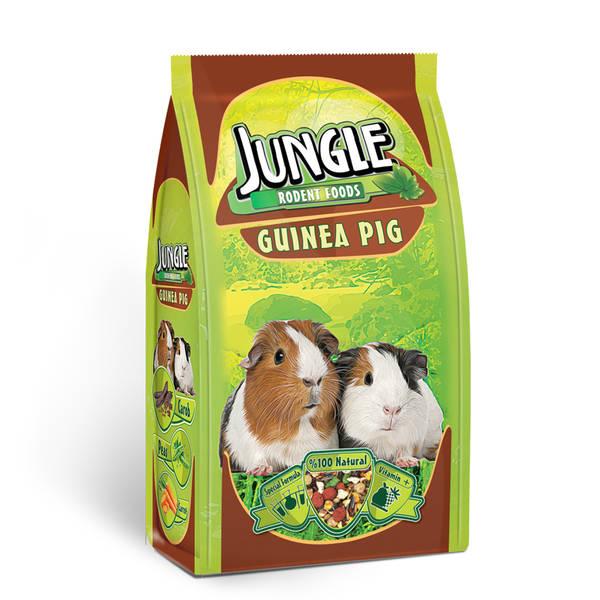 Jungle Ginepig Yemi 500 gr 6'lı