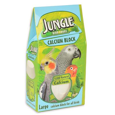 Jungle Kalsiyum Blok (Gaga Taşı) Büyük 8'li Paket. - Thumbnail