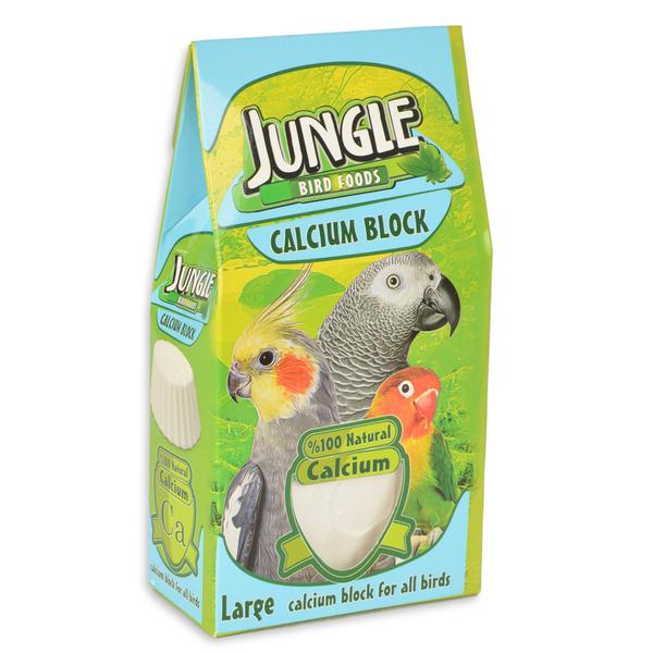Jungle Kalsiyum Blok (Gaga Taşı) Büyük 8'li Paket.