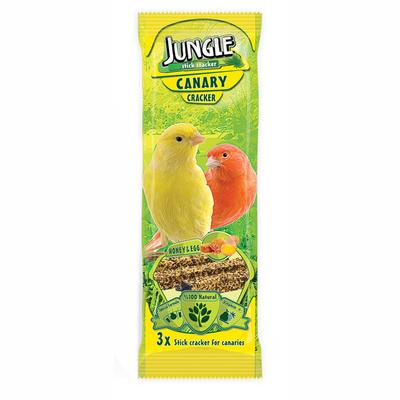Jungle - Jungle Kanarya Kraker 3'lü 10'lu Paket
