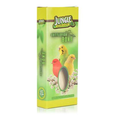 Jungle Kutu Mürekkep Bal.Kemiği 10'lu (Kalamar) - Thumbnail