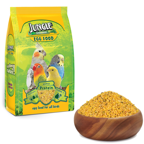 Jungle Kuş Maması 100 gr 12'li Paket