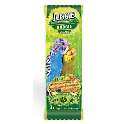 Jungle - Jungle Meyveli Muhabbet Krakeri 3'lü 10'lu Paket