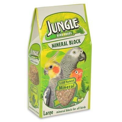 Jungle Mineral Blok Büyük 8'li Paket. - Thumbnail