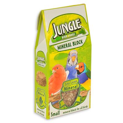 Jungle Mineral Blok Küçük 12'li Paket - Thumbnail
