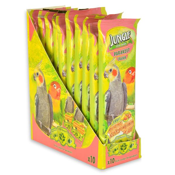 Jungle Paraket Kraker 3'lü 10'lu Paket