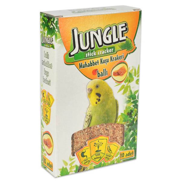 Jungle Tava Kraker 10'lu - 8 Adet