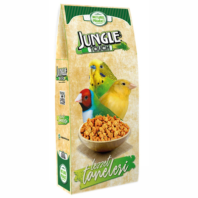 Jungle - Jungle Touch Lezzet Taneleri 150 gr-5 Adet