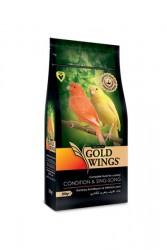 Gold Wings Premium - Premium Kanarya Kondisyon-Öttürücü 200 gr 6'lı