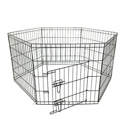 Flip - Katlanır Tel Köpek Çiti 61*61 cm-6 Panel