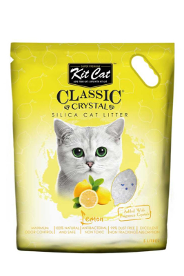 Kit Cat 5 Lt Limon Emici Silica Tekli