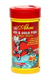 Ahm - Koi Goldfish Colour Pond Sticks 250 ml