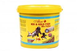 Ahm - Koi Goldfish Mix Pellet 2 Kg