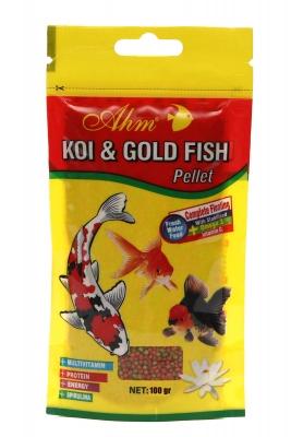 Koi Goldfish Pellet 100 gr