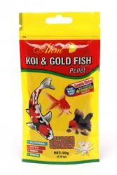 Ahm - Koi Goldfish Pellet 50 gr