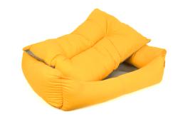 Pet Preety - Kumaş Yatak No:3 Sarı