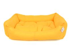 Pet Preety - Kumaş Yatak No:4 Sarı