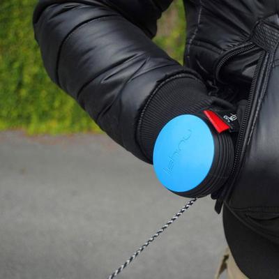 Lishinu Siyah Bungee Akıllı Kon.Gezdirme L 13-40Kg - Thumbnail