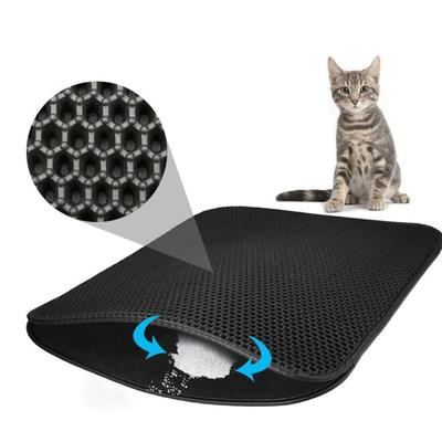 Lux Kedi Kumu Toplama Paspası 60*45 cm* - Thumbnail