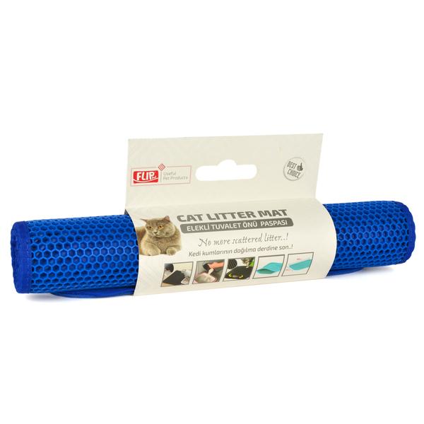 Lux Kedi Kumu Toplama Paspası 60*45 cm*