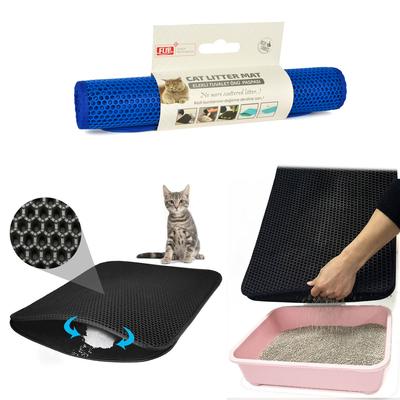 Flip - Lux Kedi Kumu Toplama Paspası 60*45 cm*