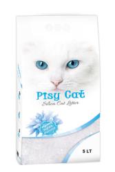 - Pisy Cat Silica Kedi Kumu 5 Lt 6 Adet