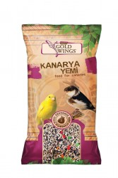 Gold Wings - Gold Wings Meyveli Kanarya Yemi 300 gr 20'li
