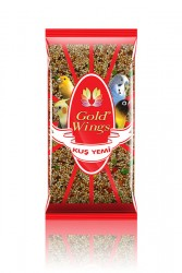 Gold Wings - Gold Wings Meyveli Muhabbet Yemi 350 gr 20'li