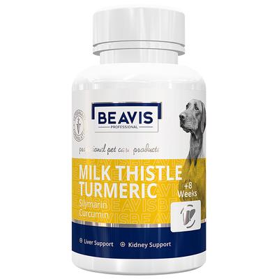 Beavis - Milk Thistle Turmeric M Large Breed 135 gr 90 Tab