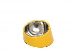 Super Design - ML990381 S Sarı Yatay Mama Kabı