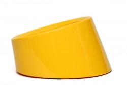 ML990383 L Sarı Yatay Mama Kabı - Thumbnail