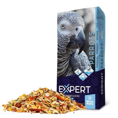 Witte Molen - Molen Premium Papağan Yemi 15 kg