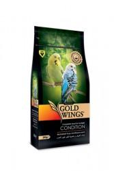 Gold Wings Premium - Premium Muhabbbet Kondisyon Yemi 200 gr 6'lı