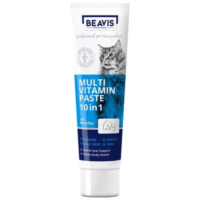 Beavis - Multi Vitamin Paste Cat - 10 in 1