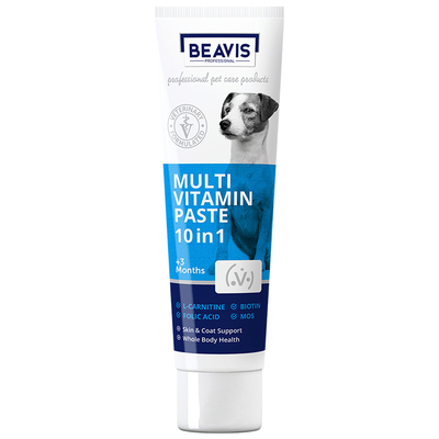 Beavis - Dog Multi Vitamin Paste 10 in 1 100 ml
