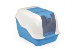 Mps - Netta Filtreli Çift Açılır Kapalı Kedi Tuvaleti