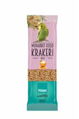 Pelagos Ballı Kraker 10'lu